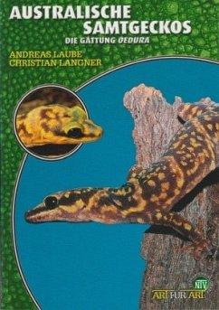 Australische Samtgeckos - Laube, Andreas; Langner, Christian