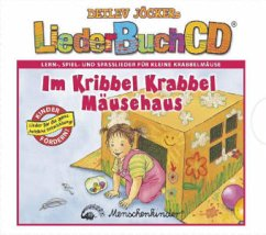 Im Kribbel-Krabbel-Mäusehaus, m. Audio-CD