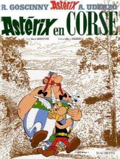 Asterix Französische Ausgabe 20. Asterix en Corse - Goscinny, Rene