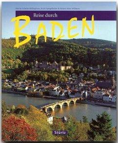 Reise durch Baden - Schulte-Kellinghaus, Martin; Spiegelhalter, Erich; Matt-Willmatt, Hubert
