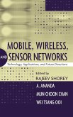 Mobile, Wireless, and Sensor Networks