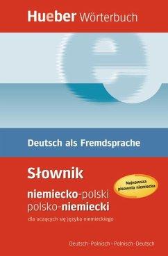 Hueber Wörterbuch Deutsch als Fremdsprache. Deu...