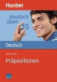 Deutsch üben 15. Präpositionen