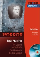 Radio Plays - Horror: The Murders In The Rue Morgue/The Cask Of Amontillado - Poe, Edgar Allan