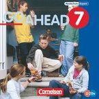 7. Jahrgangsstufe, 2 Audio-CDs zum Schülerbuch / Go Ahead (sechsstufig) Bd.7