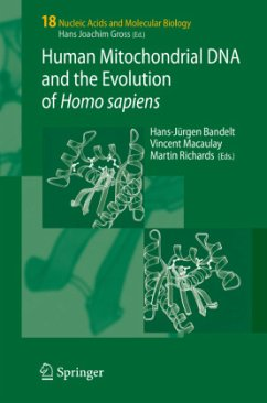Human Mitochondrial DNA and the Evolution of Homo sapiens - Bandelt