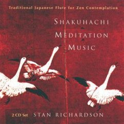 Shakuhachi Meditation Music - Richardson,Stan