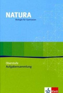 Natura Biologie Oberstufe. Aufgabensammlung. Buch und CD-ROM