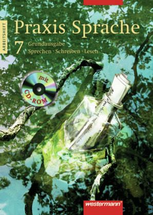 Praxis Sprache 8 Allgemeine Ausgabe Arbeitsheft 8 mit CD-ROM
