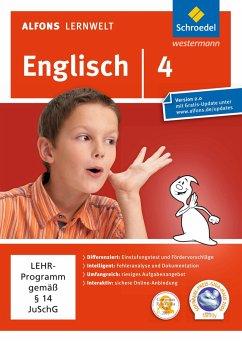 Alfons Lernwelt: Englisch - 4. Schuljahr (Ausga...