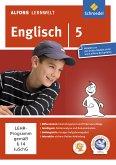 5. Schuljahr, 1 CD-ROM / Alfons Lernwelt, Englisch