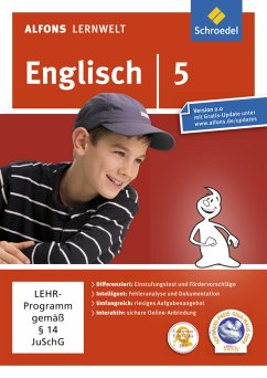 Alfons Lernwelt: Englisch - 5. Schuljahr (Ausga...