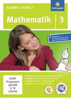 Alfons Lernwelt: Mathematik - 3. Schuljahr (Aus...
