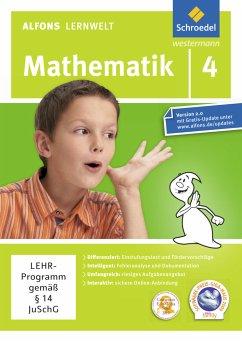Alfons Lernwelt: Mathematik - 4. Schuljahr (Aus...