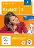 Alfons Lernwelt: Deutsch - 3. Schuljahr (Ausgabe 2009) (PC+Mac)