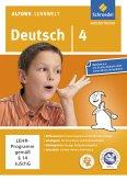 Alfons Lernwelt: Deutsch - 4. Schuljahr (Ausgabe 2009) (PC+Mac)
