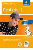 Alfons Lernwelt: Deutsch - 5. Schuljahr (Ausgabe 2009) (PC+Mac)