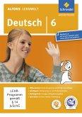 6. Schuljahr, 1 CD-ROM / Alfons Lernwelt, Deutsch