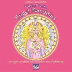 Himmlische Engel Mandalas - Schmitt, Maria A.