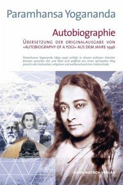 Autobiographie - Yogananda, Paramahansa