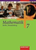 7. Klasse, Schülerband, Ausgabe Berlin / Mathematik, Ausgabe Berlin u. Brandenburg