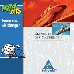 Terme und Gleichungen, CD-ROM / Elemente der Mathematik, Lernsoftware MatheBits