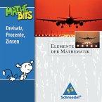 MatheBits Elemente der Mathematik: Dreisatz, Prozente, Zinsen (PC)
