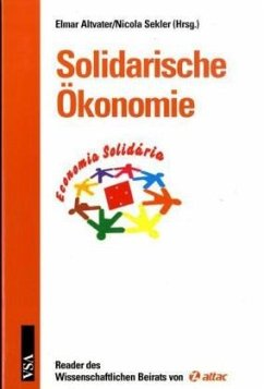 Solidarische Ökonomie