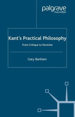 Kant's Practical Philosophy
