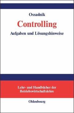 Controlling - Ossadnik, Wolfgang