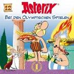 Asterix bei den Olympischen Spielen / Asterix Bd.12 (1 Audio-CD)