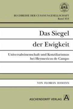 Das Siegel der Ewigkeit - Hamann, Florian