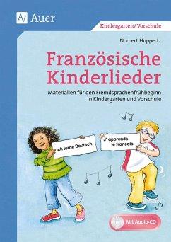 Französische Kinderlieder - Huppertz, Norbert