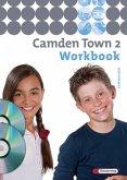 Camden Town 2. Workbook mit Multimedia-Sprachtrainer und CD. Gymnasium