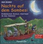 Nachts auf dem Sambesi / Erdmännchen Gustav Bd.3 (1 Audio-CD)