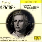 Best of Friedrich Schiller, 2 Audio-CDs