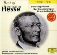 Best of Hermann Hesse, 2 Audio-CDs - Hesse, Hermann
