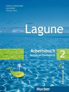 Lagune 2. Arbeitsbuch - Aufderstraße, Hartmut; Müller, Jutta; Storz, Thomas