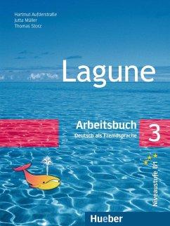 Lagune 3. Arbeitsbuch