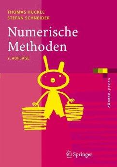 Numerische Methoden - Huckle, Thomas; Schneider, Stefan