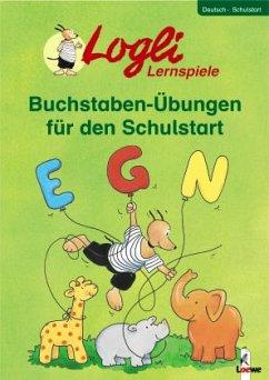 Buchstaben-Übungen für den Schulstart