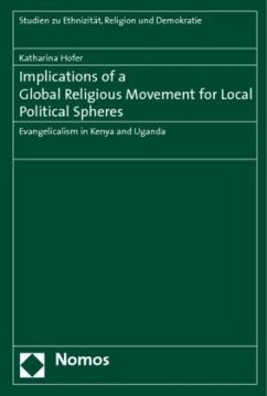 Implications of a Global Religious Movement for Local Political Spheres - Hofer, Katharina