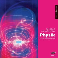 Physik für die Westentasche, 3 Audio-CDs - Lesch, Harald