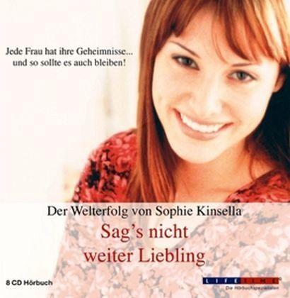 Sag 39 s nicht weiter liebling 8 audio cds von sophie kinsella h rbuch - Liebling englisch ...