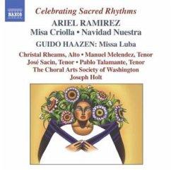 Missa Criolla/Navidad Nuestra - Joseph Holt/José Sacin