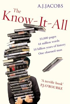 The Know-It-All - Jacobs, A. J.