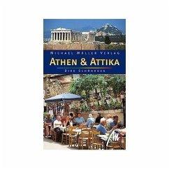 Athen & Attika - Schönrock, Dirk