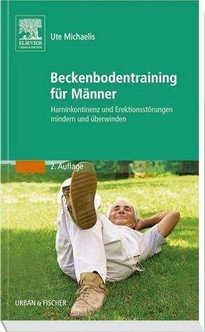 Beckenbodentraining für Männer von Ute Michaelis - Buch
