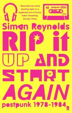 Rip It Up and Start Again, English edition, small
