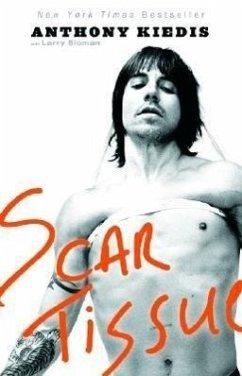 Scar Tissue, Engl. ed.